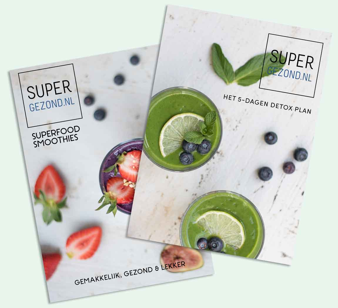 Superfoods smoothie recepten ebooks